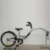 Aanhangfiets ALU 1-wieler