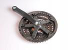 ATB cranck-stel 3-V staal
