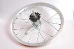 "16"" achterwiel aluminium RN"