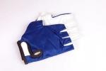 Handschoen blauw-L
