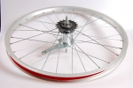"20"" achterwiel aluminium RN"