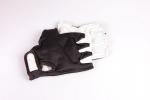 Handschoen zwart-S